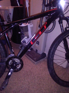 Gt Avalanche, mountain bike, all offers are excepted!!!