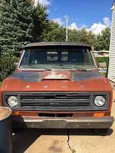 1978 Ford E-Series Van Fourgonnette, fourgon