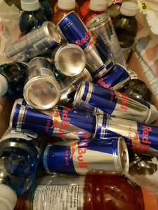 Red bull et gatorade