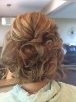 Special events / wedding make up and hair