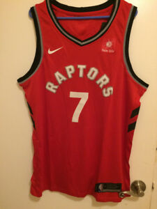 Kyle Lowry Toronto Raptors Jersey