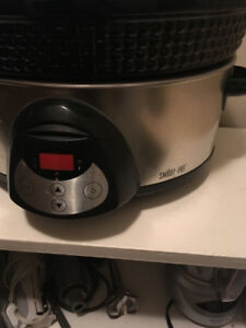 Rival slow cooker.
