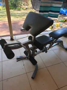 Decline and incline Gym Weights Bench
