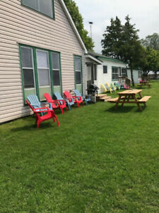 Cottage and Boat Rentals - Newly Renovated