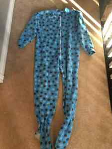 Halloween costume /  onesie pyjamas size 12-14 girls Kitchener / Waterloo Kitchener Area image 1