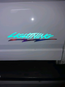 Looking for lightning parts 1993-1995 everything and anything