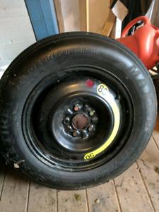 """16"""" spare tire"""