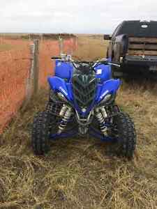 REDUCED! Yamaha Raptor 700R