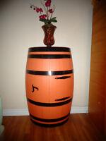 Whisky Barrel Cabinet for sale