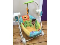 Fisher price baby swing reduced to £5