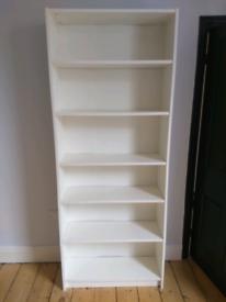 Used IKEA Billy bookcase 80x28x202