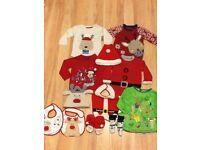 Christmas bundle 9-12 months