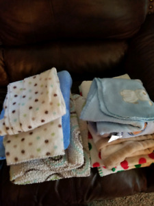 8 baby blankets