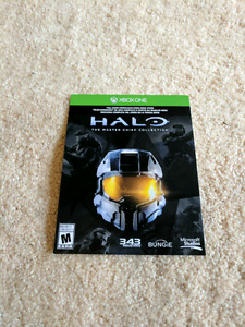Halo Master chief collection *NEW*