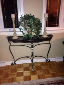 CONSOLE TABLE FOR SALE $225