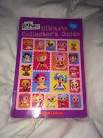Lala Loopsy ultimate collectors guide book