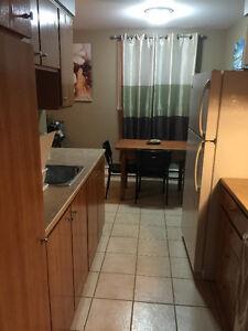 Appartement 3 1/2 cable et internet illimite inclus