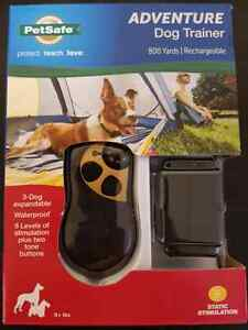 Brand New Petsafe Adventure Dog Remote Trainer
