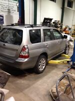 2007 Subaru  forester for parts
