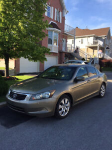 Honda Accord  2009_OR-GOLD  a  VENDRE-FOR SALE