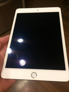 iPad mini 4 gold 16GB, condition like new