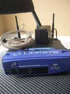 Linksys Router Model BEFW11S4 version 2