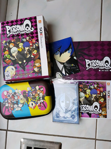 PERSONA Q Shadow of the Labyrinth 3ds *PREMIUM LIMITED EDITION*