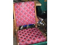 G Plan teak chairs (pair available)