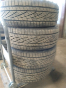 Continental 18 inch exteme contact summer tires