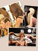 PROFESSIONAL HAIR EXTENSION TRAINING COURSE! INDUSTRY'S LEADERS!