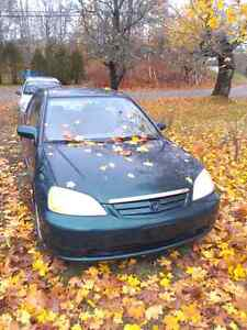2002 Honda Civic DX For Sale