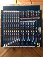 Mixer table de mixage Allen & Heath mixwizard WZ 20:8.2