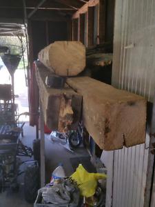 3 Barn beams