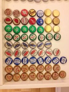 Unused Vintage Beer Bottle Caps