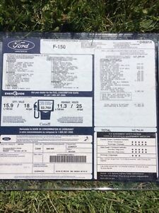 2010 FORD F150 XLT XTR Package