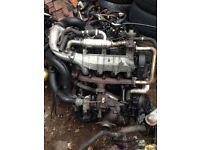 Fiat Ducato 2.0 jtd engine RHV complete 90k