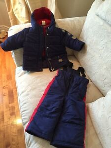 Baby winter jacket and matching snow pants West Island Greater Montréal image 2