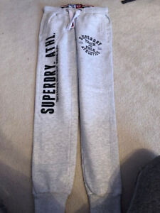 Superdry Brand Track & Field Jogger (size: xs)