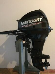 Mercury 15 HP