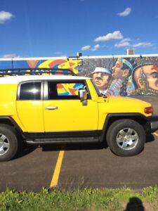 2007 Toyota FJ Cruiser LAST TIME BEING OFFERED HERES YOUR CHANCE