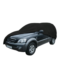 Car cover for large cars or 4x4 vehicles.
