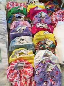 Hardly used collection of top rated cloth diapers Kitchener / Waterloo Kitchener Area image 4