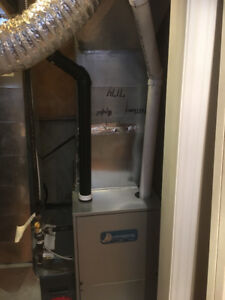Hvac duct installation heating services and repair