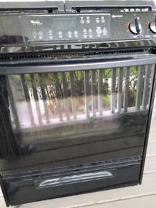 gas stove - MALLORYTOWN