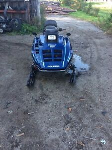 Cheap fun 600$ 488 Indy trail with electric start