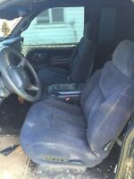 88-98 GMC Sierra seats and centre console