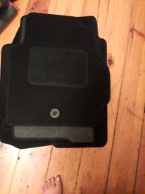 New Mazda 5 car mats