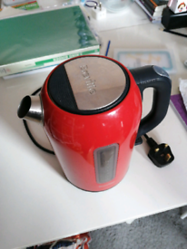 Breville Red Stainless Steel Kettle