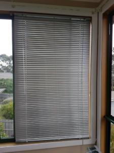 Aluminium Blinds-sliver