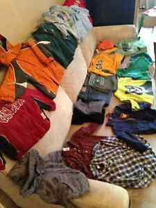 Boys 18 - 24m Winter/Spring Clothing Lot #1
